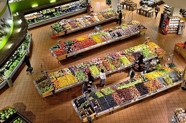 Geld sparen beim Lebensmittelkauf